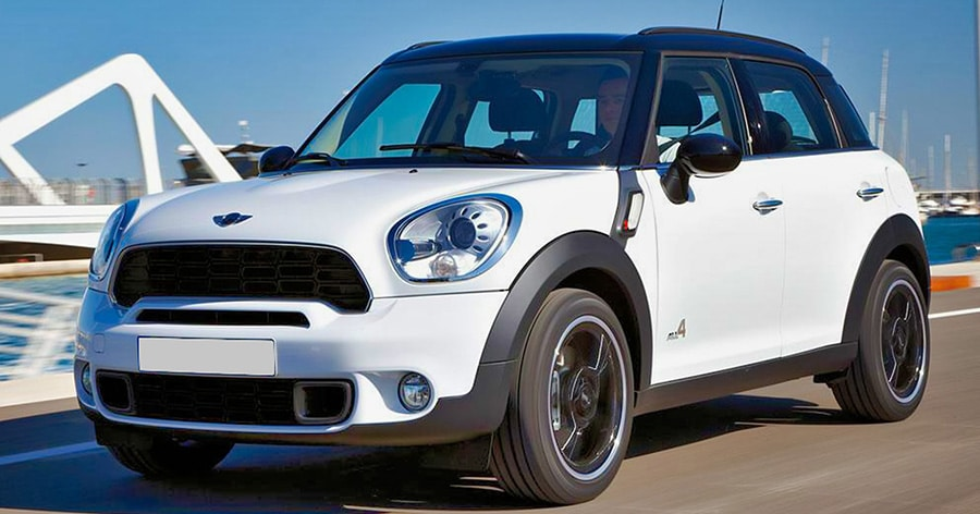 Mini Countryman Sport
