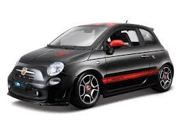Réserver FIAT Abarth 595 Fiat 595 Abarth Cabriolet