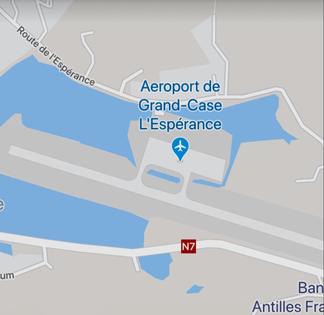 Aéroport de Grand Case